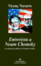 entrevista a noam chomsky vicenç navarro 9788433962836