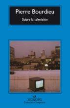 sobre la television-pierre bourdieu-9788433968036