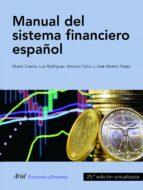 manual del sistema financiero español (25ª ed.) 9788434409736