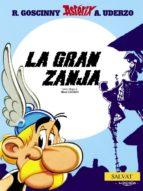 asterix 25: la gran zanja rene goscinny albert uderzo 9788434567436
