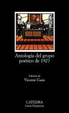 antologia del grupo poetico de 1927 (17ª ed.) 9788437600536