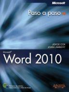 word 2010 joyce cox 9788441528536