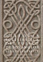 historia eclesiastica del pueblo de los anglos-9788446032236