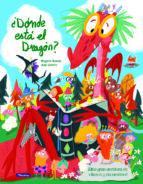 ¿dónde está el dragón?-magela ronda-ana gomez-9788448849436