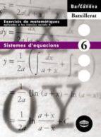sistemes d equacions (cataluña) 9788448915636