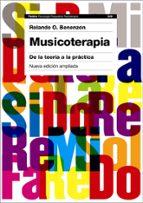 musicoterapia: de la teoria a la practica rolando benenzon 9788449325236