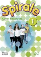 spirale 1: cahier de exercices (eso) marie palomino 9788467300536