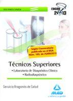 TECNICOS SUPERIORES DEL SERVICIO ARAGONES DE SALUD. TEST COMUN
