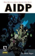 aidp vol. 11: la diosa negra-mike mignola-john arcudi-9788467903836