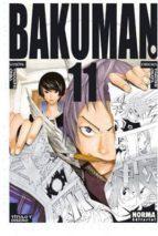 bakuman vol. 11 takeshi obata 9788467909036
