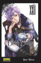 black butler 23-yana toboso-9788467924336