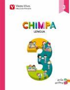chimpa 3º.primaria.(lengua).(aula activa) 9788468221236