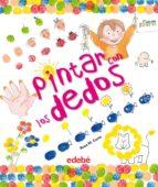 pintar con los dedos-rosa m. curto-9788468300436