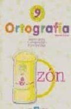 ortografia 9, 5º educacion primaria (2ª ed.) 9788481050936