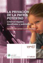 LA PRIVACIÓN DE LA PATRIA POTESTAD