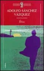 etica-adolfo sanchez vazquez-9788484320036