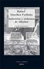 industrias y andanzas de alfanhui rafael sanchez ferlosio 9788484329336