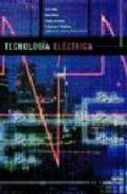 tecnologia electrica-oriol boix-9788486108236