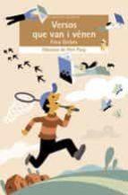 El libro de Versos que van i vénen autor FINA GIRBES NACHER DOC!