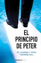 el principio de peter laurence j. peter 9788490328736