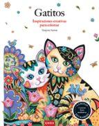 gatitos: inspiraciones creativas para colorear marjorie sarnat 9788490680636
