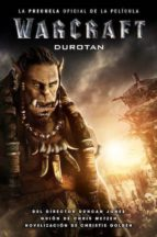 warcraft. durotan (the official movie prequel)-christie golden-9788490945636