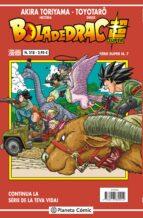 bola de drac serie vermella nº 218 akira toriyama 9788491467236