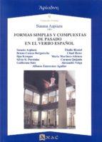 formas simples y compuestas de pasado en el verbo español-susana azpiazu-9788492658336