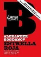 estrella roja-alexander bogdanov-9788493746636