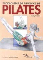 enciclopedia de ejercicios de pilates vicky timon 9788495353436
