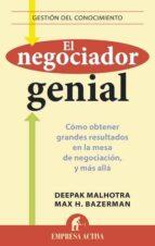 el negociador genial deepak malhotra 9788496627536