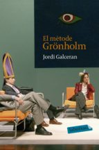 el metode gronholm-jordi galceran-9788496863736