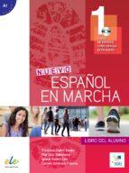nuevo español en marcha 1 alumno+cd-9788497783736