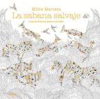 sabana salvaje: una aventura para colorear-millie marotta-9788498018936