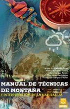 manual de tecnicas de montaña 9788499101736