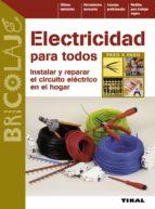 electricidad para todos-9788499280936