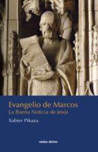 evangelio de marcos (ebook)-xabier pikaza-9788499456836