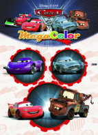 cars 2. megacolor-9788499513836
