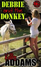 debbie and the donkey (ebook)-kelly addams-9788826092836