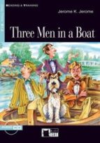 three men in a boat. book + cd 9788853007636