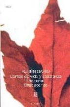 cantos de vida y esperanza; los cisnes; otros poemas-ruben dario-9789500306836