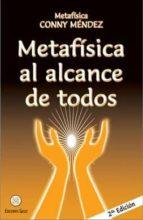 metafisica al alcance de todos-conny mendez-9789803690236