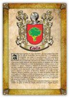 apellido cedillo / origen, historia y heráldica de los linajes y apellidos españoles e hispanoamericanos (ebook) antonio tapia cdlhf00013536