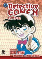 detective conan: especial nº 5 takahisa taira 8432715021346