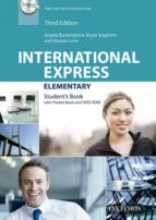 international express elementary. student s book + cd (3rd ed.)-9780194597746