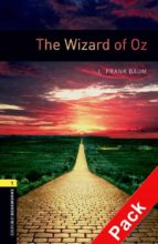 oxford bookworms library: oxford bookworms stage 1: the wizard of oz cd pack ed 08: 400 headwords 9780194788946