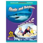 macmillan children s readers: level 6: sharks and dolphins / dolphin rescue-9780230010246