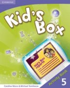 kid s box 5 activity book-9780521688246