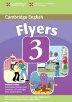 cambridge young learners english tests flyers 3 student s book 9780521693646