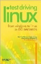 test driving linux from windows to linux in 60 seconds + cd-david brickner-9780596007546